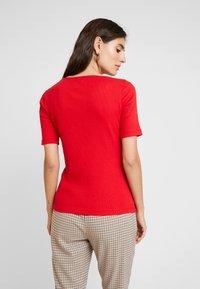 Anna Field - TSHIRT BASIC - Long sleeved top - goji berry - 2