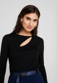 Anna Field - Long sleeved top - black - 3