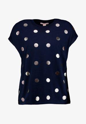 T-shirt print - maritime blue