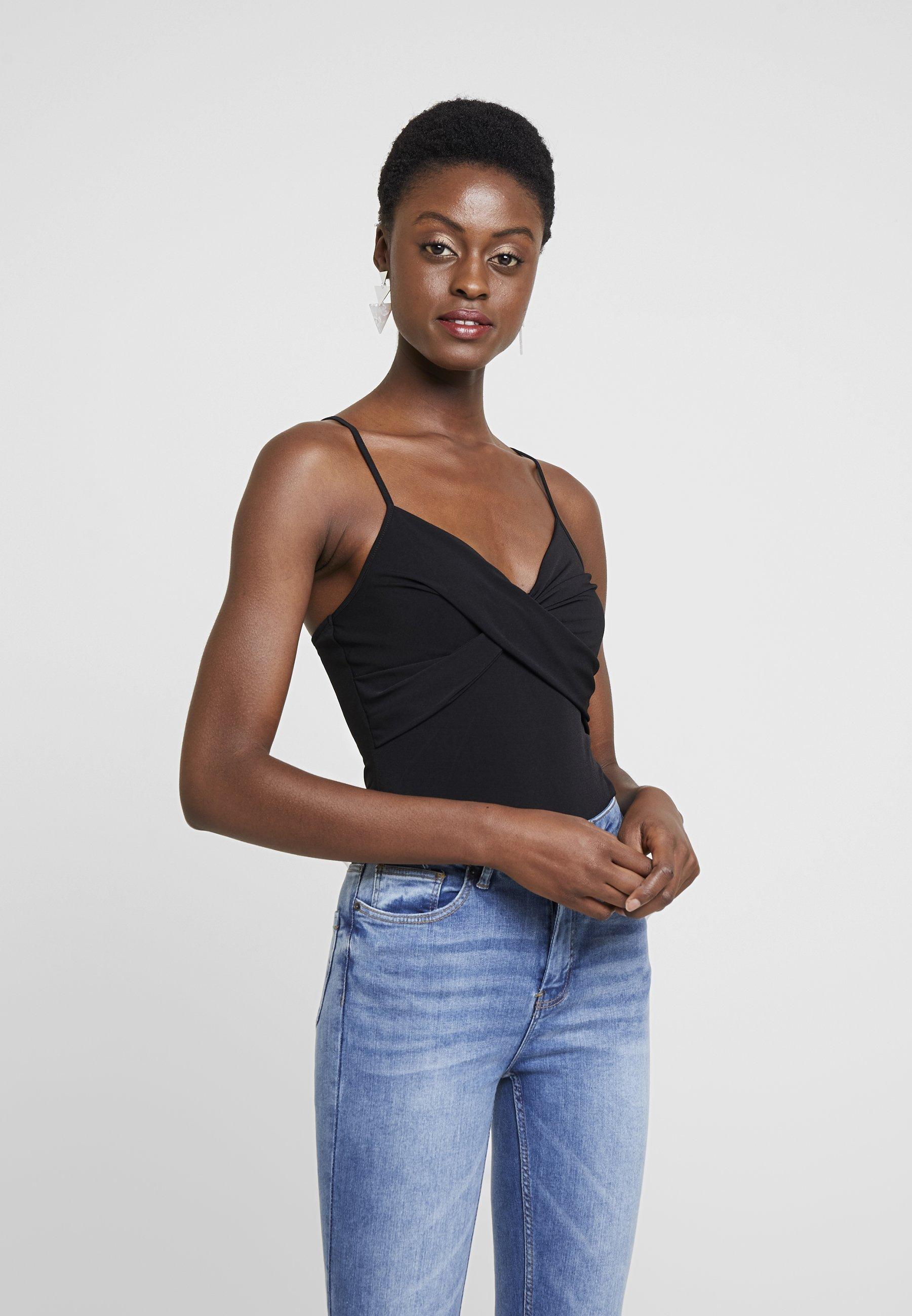 Anna Field Topper - black