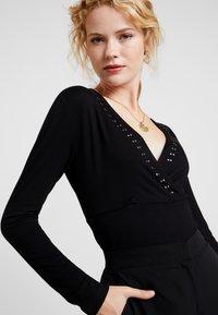 Anna Field - Top - black - 3
