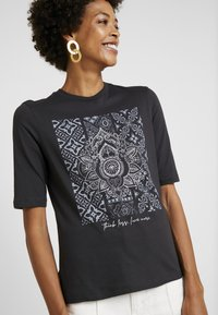 Anna Field - T-shirt print - anthracite - 4