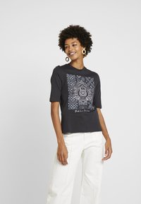 Anna Field - T-shirt print - anthracite - 0