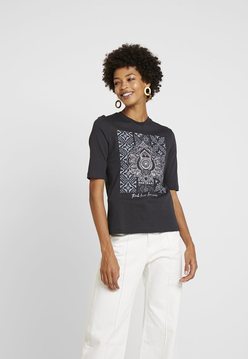 Anna Field - T-shirt print - anthracite
