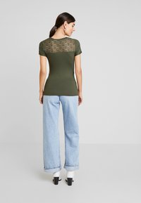 Anna Field - T-shirt con stampa - deep depths - 2