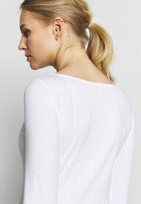 Anna Field - 2 PACK - Långärmad tröja - maritime blue/white - 5