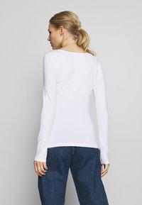 Anna Field - 2 PACK - Långärmad tröja - maritime blue/white - 3