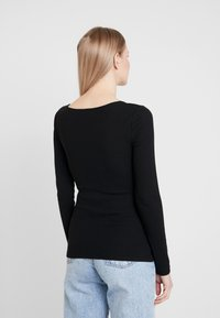 Anna Field - BASIC - Longsleeve - black - 2