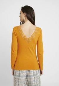 Anna Field - T-shirt à manches longues - mustard - 2