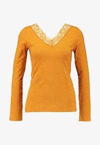 Anna Field - T-shirt à manches longues - mustard - 3