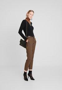 Anna Field - Long sleeved top - black - 1