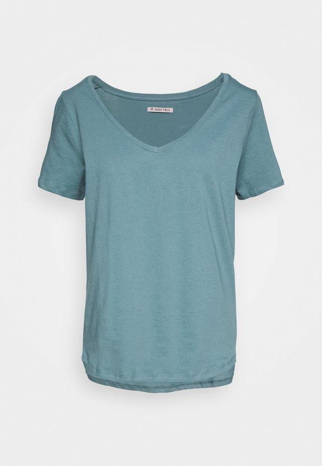 T-shirt basic - goblinblue