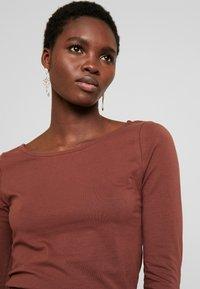 Anna Field - Long sleeved top - fudgesickle - 4