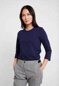 Anna Field - Långärmad tröja - maritime blue - 0