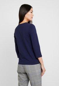 Anna Field - Långärmad tröja - maritime blue - 2