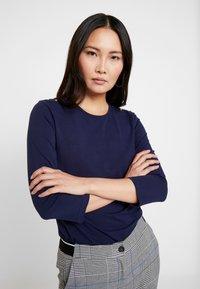 Anna Field - Långärmad tröja - maritime blue - 3