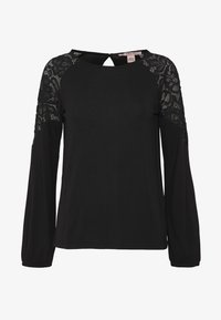 Anna Field - Topper langermet - black