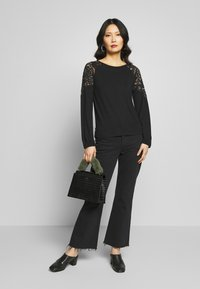Anna Field - Topper langermet - black - 1
