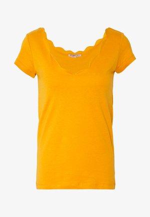 T-shirt basique - inca gold