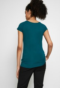 Anna Field - T-shirts med print - deep teal - 2