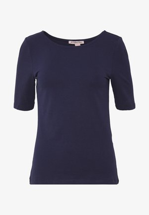 Camiseta básica - maritime blue