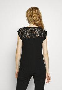 Anna Field - Basic T-shirt - black - 2