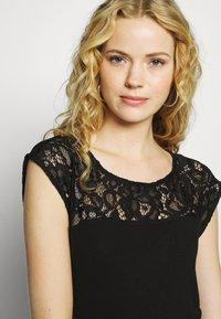 Anna Field - Basic T-shirt - black - 4