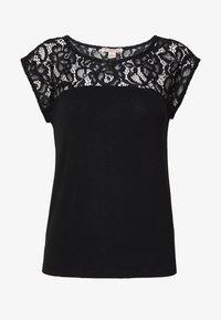 Anna Field - Basic T-shirt - black - 3