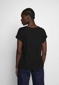 Anna Field - T-shirts - black - 2