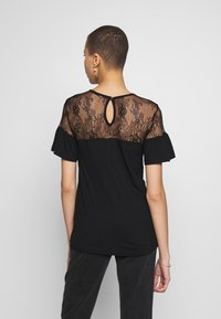 Anna Field - T-shirts med print - black - 2