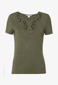 Anna Field - T-shirt print - olive night - 3