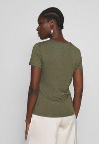 Anna Field - T-shirt print - olive night - 2