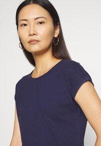 Anna Field - T-shirts - evening blue - 3