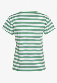 Anna Field - T-shirts med print - white/green - 1