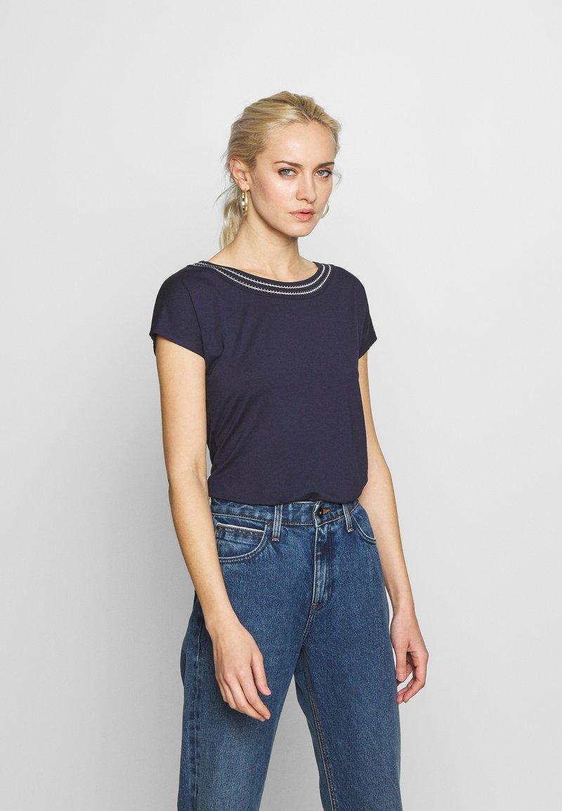 Anna Field - T-shirts - maritime blue