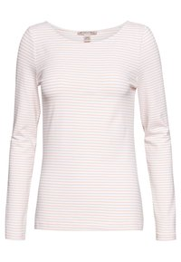 Anna Field - 2 PACK - T-shirt à manches longues - dusty pink/white - 1