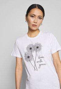 Anna Field - T-Shirt print - white - 4