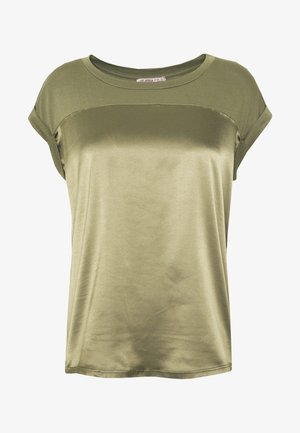 Blouse - martini olive