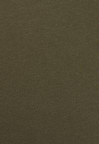 Anna Field - T-shirts med print - olive night - 3