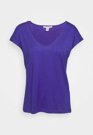 T-shirt basic - clematis blue