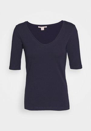 T-shirt basic - evening blue