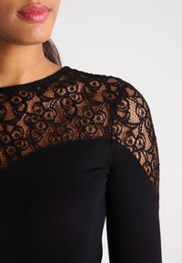 Anna Field - Langærmede T-shirts - black - 3