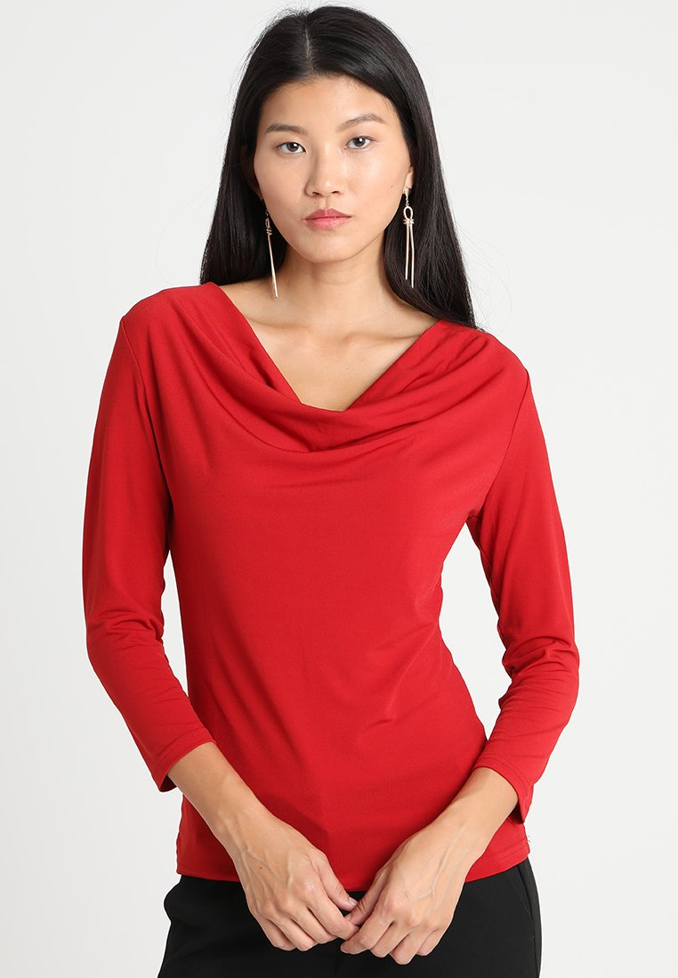 Anna Field - Camiseta de manga larga - red dahlia