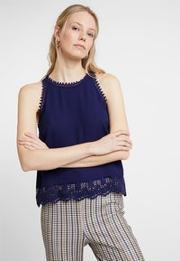 Anna Field - Blouse - maritime blue - 0