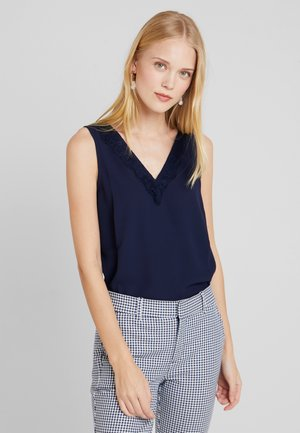 Blouse - maritime blue