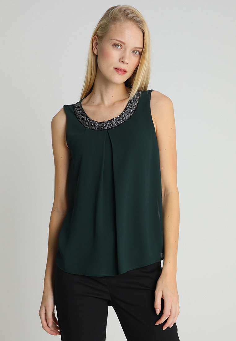 Anna Field - Blusa - dark green
