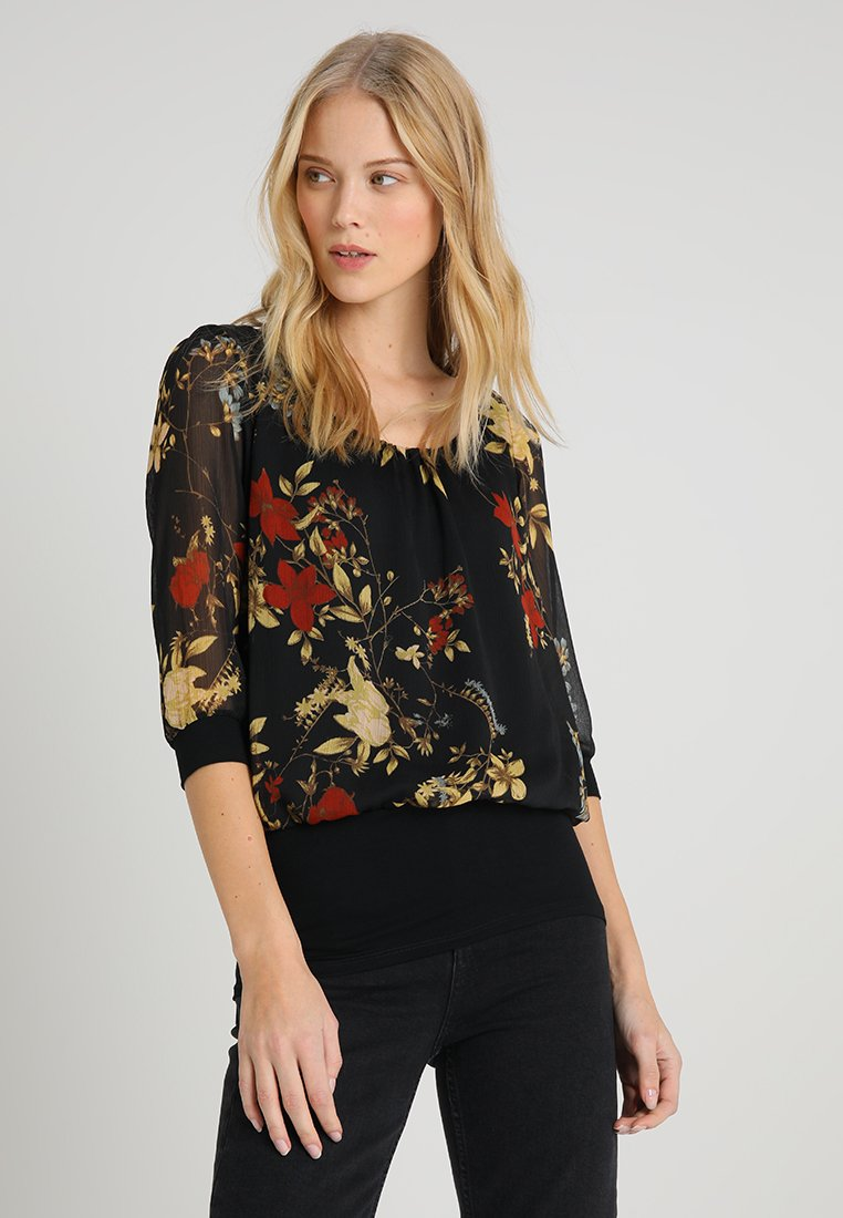 Anna Field - Blouse - red/black