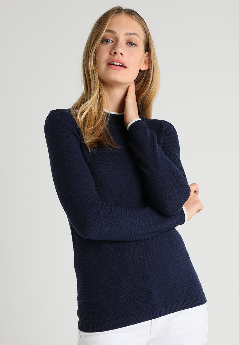 Anna Field - Jumper - blue/off-white