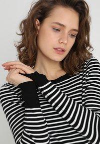 Anna Field - Trui - black/off-white - 3