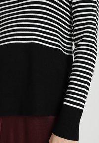 Anna Field - Trui - black/off-white - 5